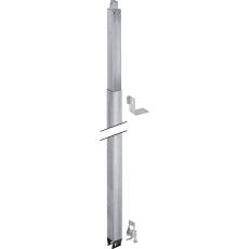 Duofix skaktelement, højde 220-280 cm