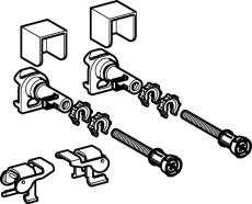 Duofix system-montagesæt