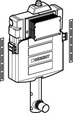 Geberit UP320 3/6 liter indbygget cisterne