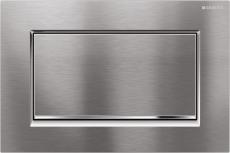 Sigma 30 betjeningsplade børstet/krom/børstet