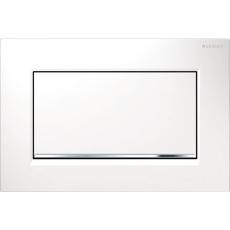 Sigma 30 betjeningsplade hvid/matkrom/hvid