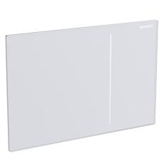 Sigma 70 betjeningsp. Hydro-L Glas - Hvid