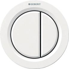 Omega Remote 01 dob gips hvid