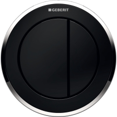 Omega Remote 10 dob gibs krom/sort
