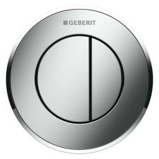 Omega Remote 10 dob gibs krom/mat