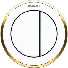Omega Remote 10 dob gibs guld/hvid