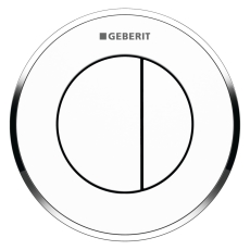 Omega Remote 10 dob gibs krom/hvid