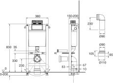 GBG Triomont XT fikstur til mekanisk toptryk