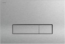 MEPAorbit betjeningsplade, 2-mængde, Stål, semi-planum