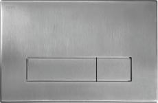 MEPAorbit betjeningsplade vandalsikkert, 2-mængde, Stål, ude