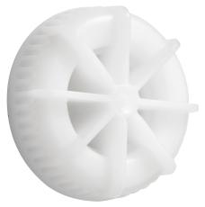 Dal omløber til filter på svømmerventil