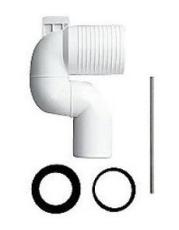 BTW afløbsbøjning 22-30 cm
