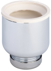 """Urinalklokke 50 x 32 mm (1.1/4"""")"""