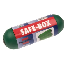 Safe-Box El-kappe grøn til indendørsbrug