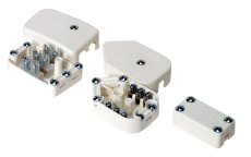 Forgreningsdåse HE 251, 2x1,5-2,5 mm² (4)