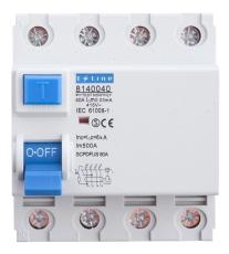 Fejlstrømsafbryder HPFI 4P 40A