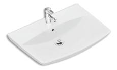 Ifö Spira Art håndvask uden overløb