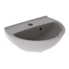 Ifö Spira håndvask 40 cm, buet forkant, boltemontering