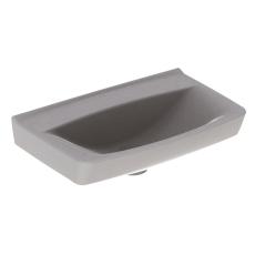Ifö Spira håndvask 50 cm, lige forkant, hh venstre u/overløb