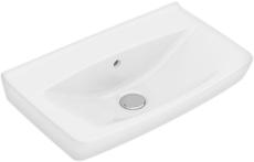 Ifö SPIRA håndvask 50 cm, lige forkant, u/hh m/overløb