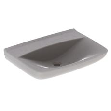 Ifö Spira håndvask 60 cm, lige forkant, u/hh m/overløb