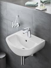 Bau Ceramic Mindre håndvask 45 væghængt