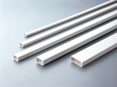 Kabelkanal 12 x 7 mm hvid for skrue 3401