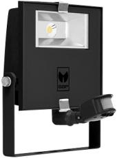 Projektør Guell Zero Detek/S/M LED 15W 4000K sort