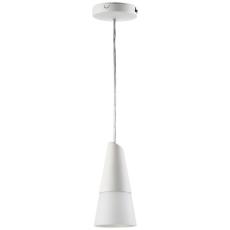 Pendel Iris LED 6W DimToWarm mat-hvid