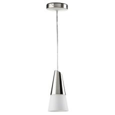 Iris Pendel Loft 6W LED 2700K børstet stål