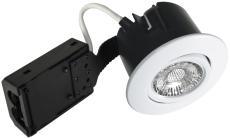 Downlight Quick Install GU10 LED 5W 827 hvid rustfrit stål 3