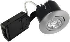 Downlight Quick Install GU10 LED 5W 827 rustfrit stål 316