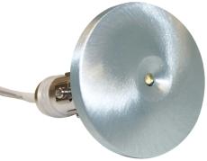 Downlight Elena 350mA 2W LED 827 børstet alu