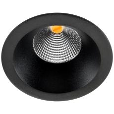 Downlight Soft Isosafe LED 6W DTW sort