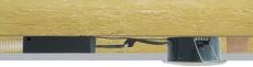 Downlight Low Profile Flexible LED 6W 4000K Ø87 børstet alu