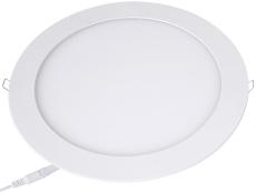 Downlight Lucette Slim LED 24W 3000K 2208 lumen, Ø300, mat h
