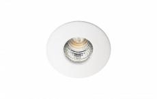 Downlight Nano LED 1W 3000K 90 lumen, 15°, mat-hvid