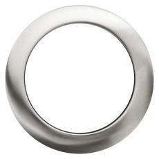 Rehab ring Ø133 mm børstet stål