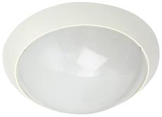 Plafond Enøk LED 10W E27 med sensor hvid