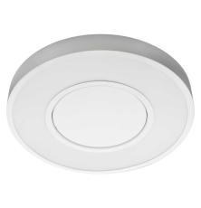 Armatur Circulus LED 19W 830, 1345 lumen mat-hvid