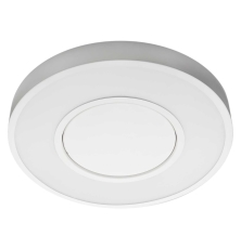 Armatur Circulus LED 19W 830, 1345 lumen Dali mat-hvid