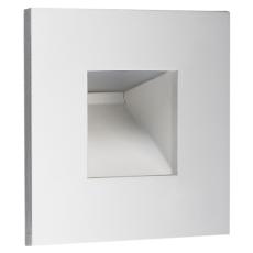 Vægarmatur Capella Soft 2W LED 827 mat-hvid