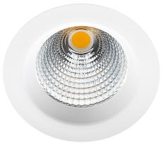 Downlight Jupiter Pro LED 15W 2700K hvid