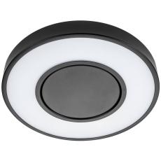 Armatur Circulus LED 19W 830 1345 lumen, sort