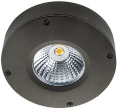 Loftarmatur Callisto LED 4W 3000K grafit