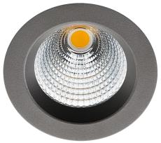Downlight Jupiter Pro LED 15W 2700K grafit