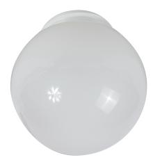 Glaskuppel Opal Ø150 mm, 84,5 mm Gevind