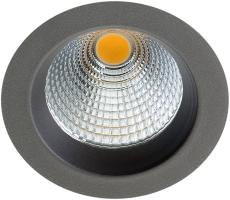 Downlight Jupiter Pro LED 25W 4000K 2040 lm, 40° Outdoor gra