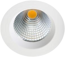 Downlight Jupiter Pro LED 25W4000K60°hvid