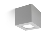 Loftarmatur Quasar 10 LED 5W 3000K, grå